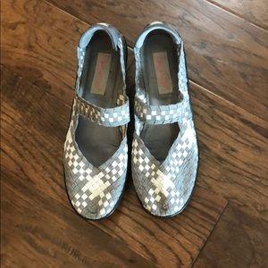 BareTraps Shoes